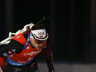 """Biathlon, protesta della Norvegia: """"Tarjei Boe penalizzato nel secondo poligono della mass start maschile"""""""