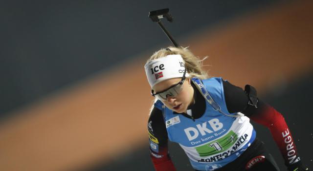 Classifica Coppa del Mondo biathlon femminile 2021: la graduatoria al netto degli scarti