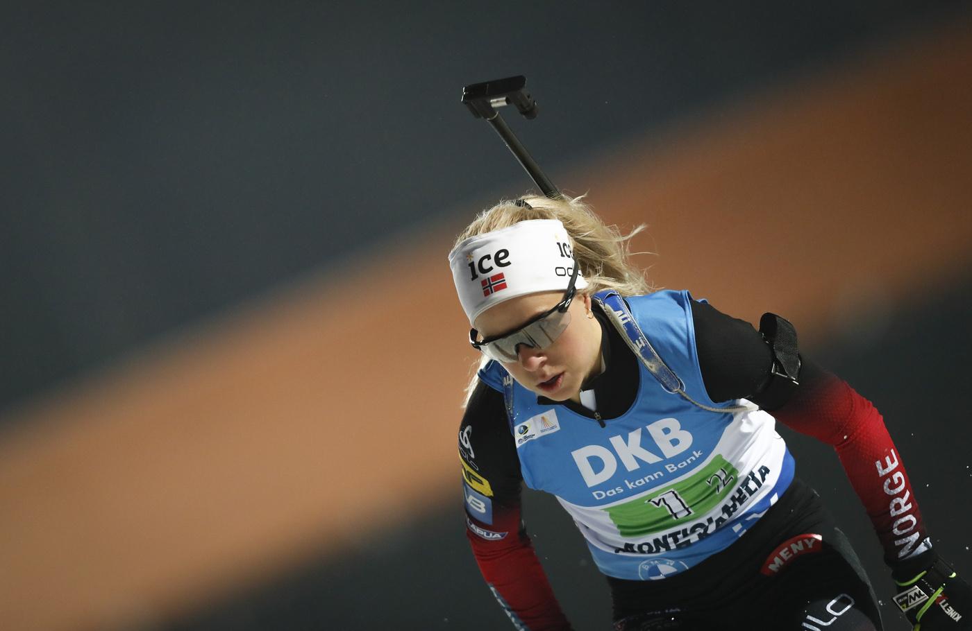Classifica Coppa del Mondo biathlon femminile 2021: Tiril Eckhoff vicina alla vittoria nella generale e nella graduatoria di specialità