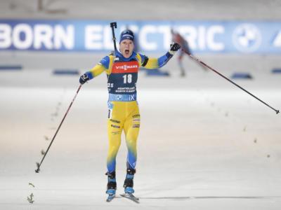 Biathlon, la Svezia fa saltare il banco nella staffetta maschile di Hochfielzen. Italia ancora positiva, chiude ottava
