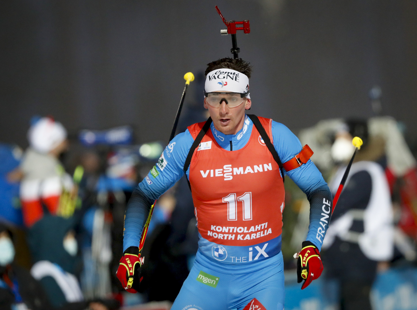 Biathlon, Mondiali Junior 2021: la 12.5 km pursuit maschile è del transalpino Emilien Claude
