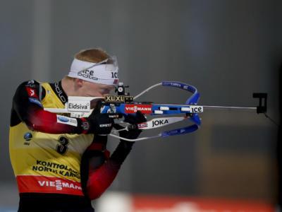 Classifica Coppa del Mondo biathlon 2021: Johannes Boe allunga in testa, +64 su Laegreid. Hofer 10°