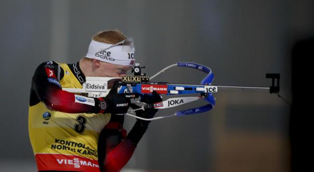 VIDEO Biathlon, la Norvegia domina anche la staffetta maschile dei Mondiali 2021. Italia sesta