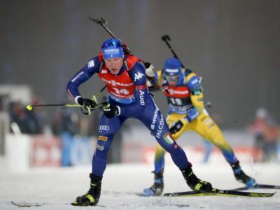 Biathlon, Lukas Hofer a caccia del podio nell'individuale ad Anterselva. Sarà dominio norvegese?