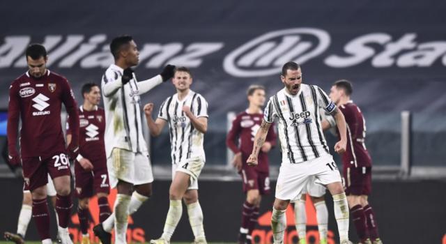 Come cambia la classifica di Serie A: Juventus-Napoli si rigioca!