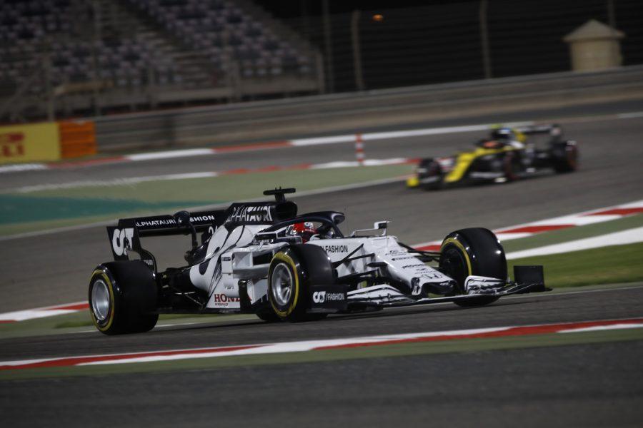 """F1, Daniil Kvyat: """"Sono molto contento per come è andata oggi"""""""
