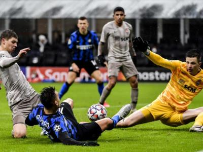 VIDEO Inter-Shakhtar Donetsk 0-0: highlights, gol e sintesi. Nerazzurri eliminati dalla Champions League, traversa di Lautaro