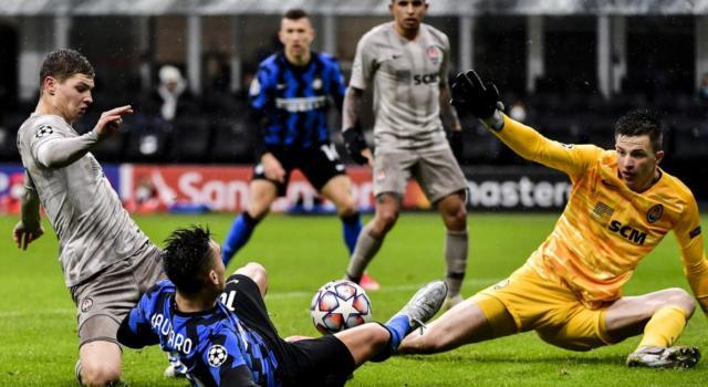 VIDEO Inter-Shakhtar Donetsk 0-0: highlights, gol e sintesi. Nerazzurri eliminati dalla Champions League, traversa di Lautaro