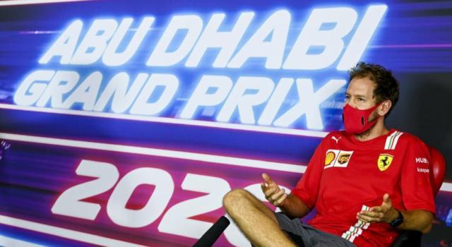 """F1, Sebastian Vettel: """"Spero di poter centrare la Q3, voglio ringraziare Leclerc per il casco dedicato a me"""""""