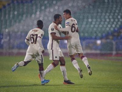 LIVE CSKA Sofia-Roma 3-1, Europa League in DIRETTA: decide Ali Sowe, sconfitta indolore per la Roma