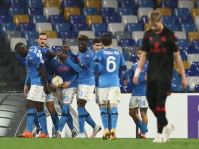 Napoli-Sampdoria oggi: probabili formazioni, orario, tv, su che canale vederla