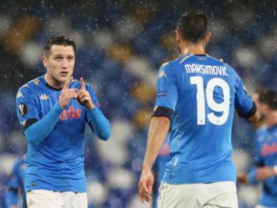 Europa League, Napoli ai sedicesimi di finale: pareggio con la Real Sociedad. Roma prima, ko ininfluente