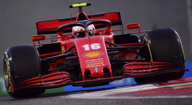 """Charles Leclerc prima guida della Ferrari? Binotto: """"Non c'è scritto sul contratto. Sainz libero di lottare in pista"""""""