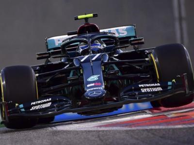 F1, risultati e classifica FP2 GP Abu Dhabi: Bottas in testa davanti a Hamilton. Leclerc 8° con la Ferrari