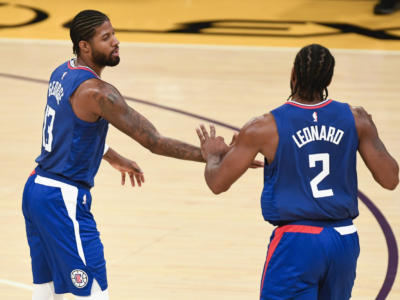 NBA 2020-2021, i risultati della notte (23 dicembre): i Clippers sorprendono i Lakers nel derby, Warriors travolti dai Nets
