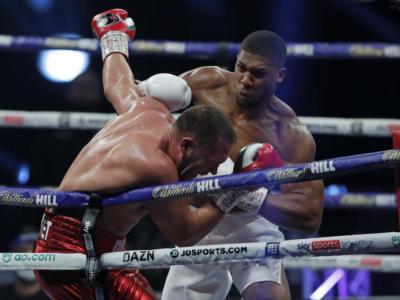 """Joshua-Fury, Mondiale pesi massimi in Arabia Saudita. Hearn: """"Forse il 14 agosto, prima ci sono le Olimpiadi"""""""