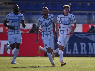 Calcio, Serie A 2020-2021: l'Inter vince in rimonta 3-1 contro il Cagliari. Decisivi Barella, D'Ambrosio e Lukaku