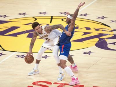 Los Angeles Clippers-Los Angeles Lakers oggi: orario, programma, tv, streaming NBA