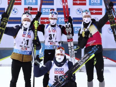 Biathlon, le pagelle di oggi: Laegreid è ormai una certezza, Boe è tornato. Hofer e Bionaz promossi