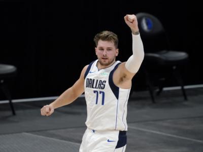 NBA 2021, i risultati della notte: Doncic e Valanciunas trascinano Dallas e Memphis allla vittoria