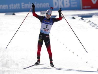 Biathlon, le pagelle di oggi. Consacrazione definitiva di Laegreid, Eckhoff è tornata. Ottima anche Wierer