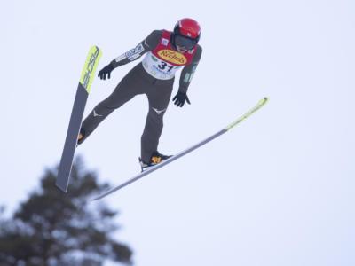 Combinata nordica, Coppa del Mondo Klingenthal 2021: Yamamoto in testa dopo la sessione di salto. Indietro gli azzurri