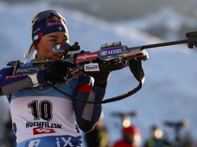 Biathlon, le percentuali al poligono degli italiani. Dorothea Wierer sempre sopra il 90%