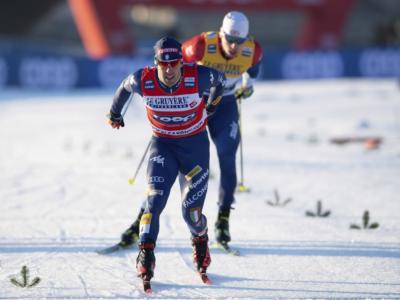 Sci di fondo: Federico Pellegrino e Francesco De Fabiani in finale nella team sprint di Ulricehamn. Fuori Graz/Gabrielli e Laurent/Scardoni