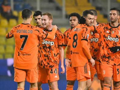 La Juventus travolge il Parma: 4-0, i bianconeri tornano alla vittoria. Doppietta di Cristiano Ronaldo