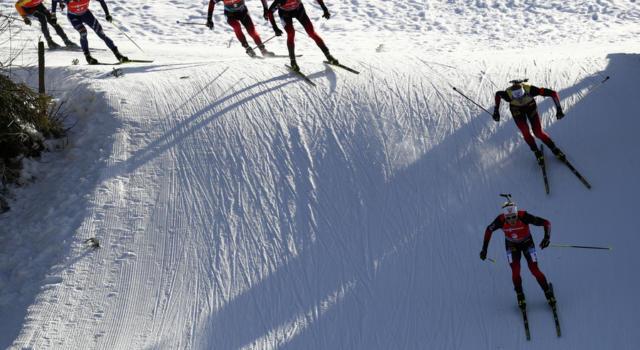 Biathlon, una super Italia a Obertilliach: altro argento per Fabio Piller Cottrer nella sprint Youth