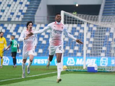 VIDEO Sassuolo-Milan 1-2, Highlights, video e sintesi: Leao firma il gol più veloce della storia in Serie A!