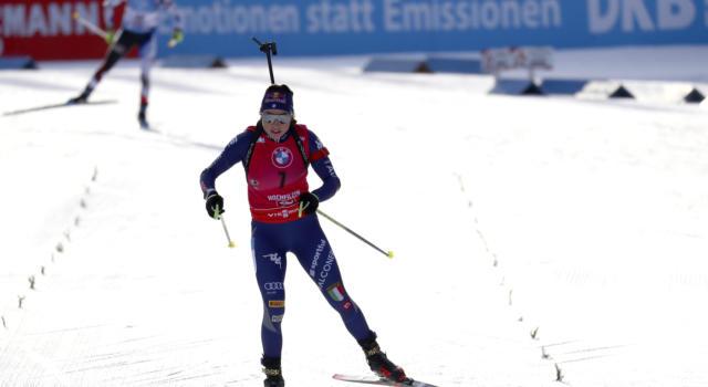 Classifica Coppa del Mondo biathlon 2021: Dorothea Wierer sale in quinta piazza, Tiril Eckhoff vicina al pettorale giallo