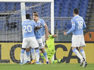 VIDEO Lazio-Napoli 2-0, Highlights, gol e sintesi: Immobile e Luis Alberto lanciano i biancocelesti