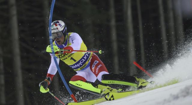 Slalom Flachau, sci alpino: startlist di oggi, orario, tv, programma