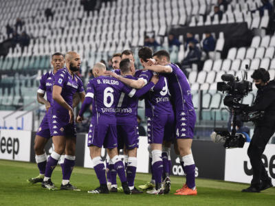 Juventus-Fiorentina 0-3, Serie A: impresa dei Viola! Prima sconfitta per i bianconeri in campionato