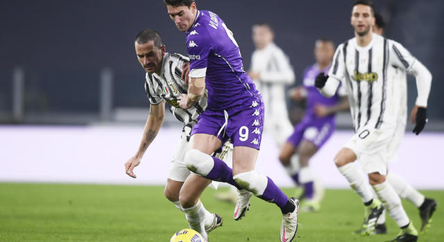 LIVE Juventus-Fiorentina 0-3, Serie A calcio in DIRETTA: trionfo Viola a Torino, crolla la Juve
