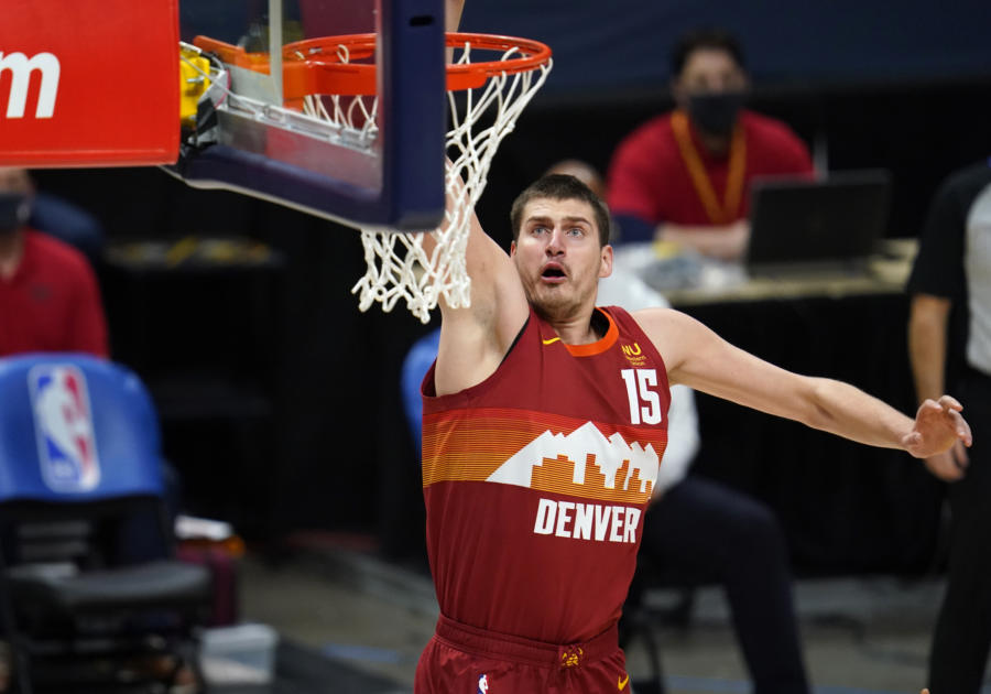 NBA 2020-2021 |  Nikola Jokic trascina Denver al successo su Phoenix dopo due overtime |  i Nets battono gli Heat nonostante 41 punti di Adebayo