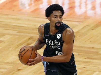 NBA 2020-2021: brutta tegola per i Brooklyn Nets. Stagione finita per Spencer Dinwiddie