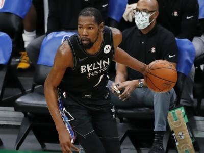 NBA 2021, i risultati della notte (17 gennaio): Harden-Durant, subito spettacolo! Ok Memphis e Portland