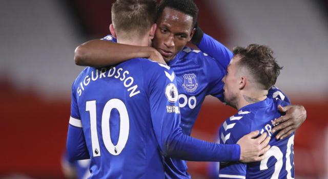 Premier League calcio: i risultati del Boxing Day (26 dicembre). Vincono Everton e Manchester City, Leicesterr-United 2-2