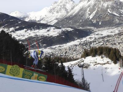 Sci alpino, startlist SuperG Bormio. Programma, orari, tv, pettorali di partenza