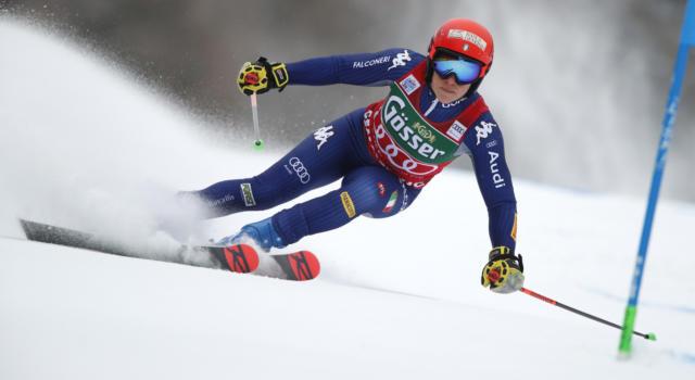 Sci alpino, le convocate dell'Italia per Kranjska Gora. Bassino e Brignone si giocano la Coppa di gigante