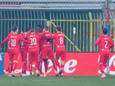 Calcio, Serie B 2020-2021: Mario Balotelli subito in gol all'esordio con la maglia del Monza