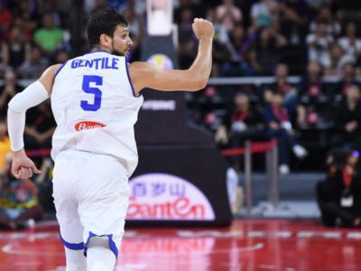 Basket: Alessandro Gentile rinnova con l'Estudiantes fino a fine stagione