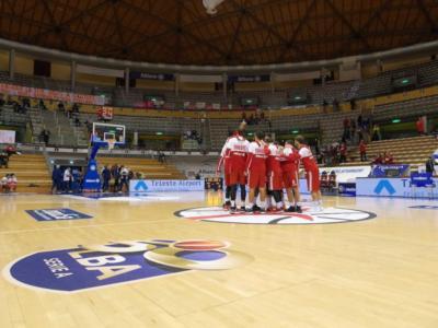 Basket, Serie A 2020-2021: altro rinvio per Trieste-Reggio Emilia