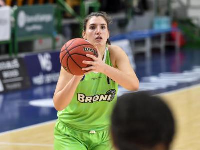 Basket femminile, le migliori italiane della 22ª giornata di Serie A1. Madera e Togliani trascinano Broni, bene Olbis André
