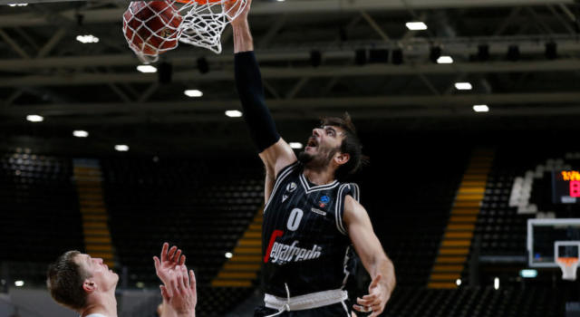 Virtus Bologna-Anversa oggi: orario, tv, programma, streaming EuroCup basket