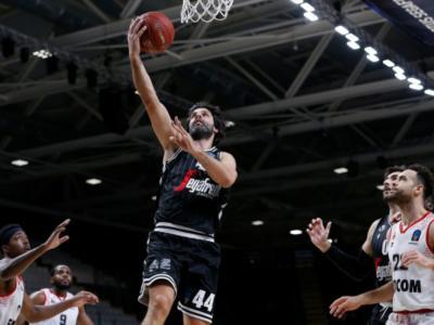 Basket: Virtus Bologna, che rimonta! Dal -19 alla vittoria, sbancato il campo del Monaco. Primo posto matematico nel girone di EuroCup