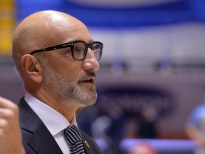 """Basket, Frank Vitucci: """"Le otto vittorie buon tesoretto da custodire. A Brindisi c'è molta passione, fondamentale il nuovo palasport"""""""