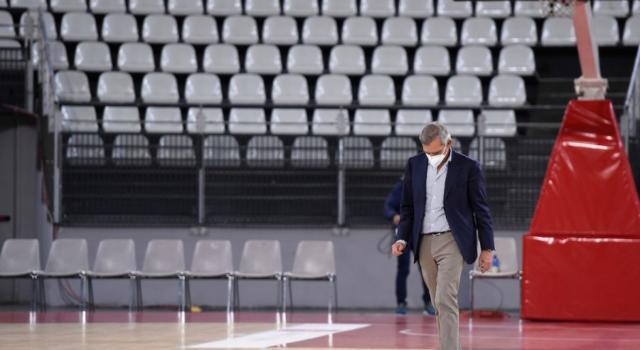 Basket: Virtus Roma, è finita. Claudio Toti ritira la squadra dalla Serie A. ll campionato prosegue a 15